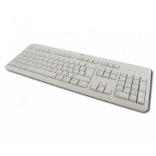 Tastatura HP WHite, USB, QWERTZ, Model KU-1156