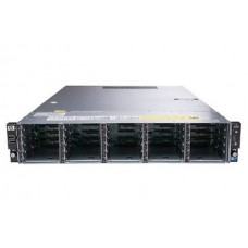 Server HP ProLiant SE326M1, Rackabil 2U, 2 Procesoare Intel Quad Core Xeon L5630 2.13 GHz, 32 GB DDR3, 25 bay-uri de 2.5inch, Raid Controller SAS/SATA HP SmartArray P410, iLO 2 Adv, 2 x Surse Redundante