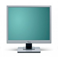 Monitor 19 inch LCD, Fujitsu SCENICVIEW B19-5, White