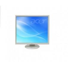 Monitor 19 inch LCD, Fujitsu Siemens B19-3, White