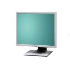 Monitor 19 inch LCD, Fujitsu Siemens P19-3P, White