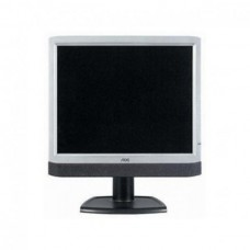 Monitor 19 inch LCD AOC LM929, Siver & Black