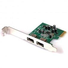 Adaptor slot PCI-e - 2 x FireWIRE