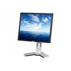 Monitor 19 inch LCD, DELL UltraSharp 1908FP, Black & Silver