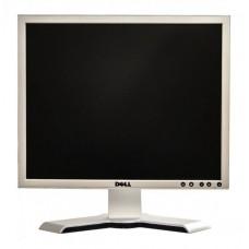 Monitor 19 inch LCD, DELL UltraSharp 1908FP, Silver & Black