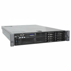 Server DELL PowerEdge R710, Rackabil 2U, 2 Procesoare Intel Quad Core Xeon L5520 2.26 GHz, 8 GB DDR3 ECC Reg, 6 bay-uri 3.5 inch, Raid Controller SAS/SATA DELL Perc 6i, iDRAC 6 Ent, 2 x Surse Redundante