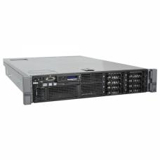 Server DELL PowerEdge R710, Rackabil 2U, 2 Procesoare Intel Quad Core Xeon L5520 2.26 GHz, 8 GB DDR3 ECC Reg, 6 bay-uri 3.5 inch, Raid Controller SAS/SATA DELL Perc 6i, iDRAC 6 Ent, 2 x Surse Redundante, 4 Ani Garantie