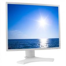 Monitor 19 inch TFT, NEC MultiSync 1990FX, Silver & White, 3 Ani Garantie