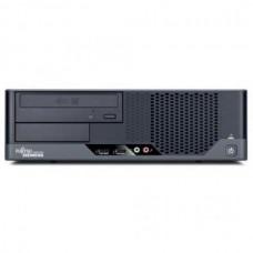 Calculator Fujitsu Esprimo E5730 E80+ Desktop, Intel Pentium Dual Core E5400, 4 GB DDR2, 320 GB HDD SATA