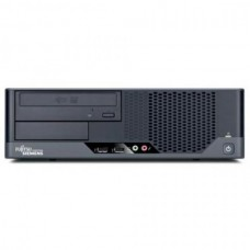Calculator Fujitsu Esprimo E5730 E80+ Desktop, Intel Pentium Dual Core E5400, 4 GB DDR2, 500 GB HDD SATA