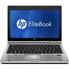 Laptop HP EliteBook 2560p, Intel Core i5 Gen 2 2450M 2.5 GHz, 4 GB DDR3, 250 GB HDD SATA, DVDRW, Wi-Fi, Bluetooth, Webcam, Display 12.5inch 1366 by 768
