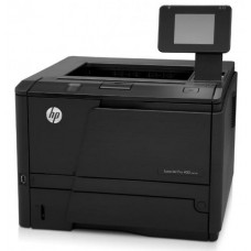 Imprimanta LaserJet monocrom A4 HP M401D, 33 pagini/minut, 50.000 pagini lunar, 1200 x 1200 DPI, Duplex, 1 x USB, Cartus Toner Inclus