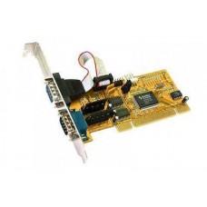 Placa PCI (COM) EXSys, EX-Pro 44042, 2 x RS-232, Pci-e 1x