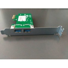 Placa USB 3.0 DELL RA381E, 2 x USB 3.0, PCI-e 1x