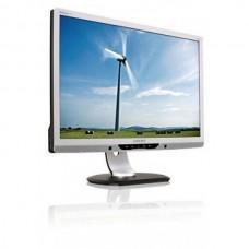 Monitor 22 inch LED, Philips Brilliance 225PL2, Silver & Black