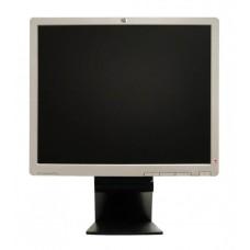 Monitor 19 inch LCD HP Compaq LA1951g, Silver & Black, Panou Grad B
