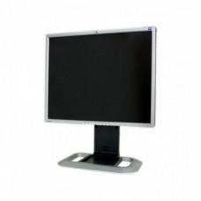 Monitor 19 inch LCD HP LP1965, Silver & Black, Panou Grad B