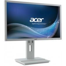 Monitor 24 inch LED Full HD, ACER B246HL, White, 3 Ani Garantie