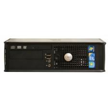 Calculator Dell Optiplex 380 Desktop SFF, Intel Core 2 Duo E8500 3.16 GHz, 2 GB DDR3, 320 GB HDD SATA