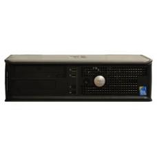 Calculator Dell Optiplex 380 Desktop, Intel Core 2 Duo E8400 3.0 GHz, 2 GB DDR3, 250 GB HDD SATA, DVDRW