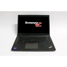 Laptop Lenovo ThinkPad T450s, Intel Core i7 Gen 5 5600U 2.6 GHz, 8 GB DDR3, 256 GB SSD, Wi-Fi, Bluetooth, WebCam, Tastatura iluminata Display 14inch 1920 by 1080 Touchscreen