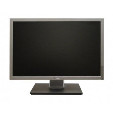 Monitor 22 inch LCD DELL P2210, Silver & Black
