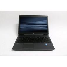 Laptop HP zBook 15, Intel Core i7 Gen 4 4800MQ 2.7 Ghz, 16 GB DDR3, 256 GB SSD, Placa Video NVIDIA Quadro K2100M, WI-FI, Bluetooth, Tastatura Iluminata, Display 15.6inch 1920 by 1080