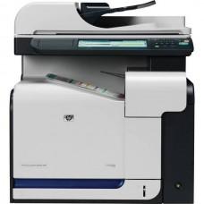 Imprimanta Multifunctionala Laser Color A4, HP CM3530 MFP, 30 pagini/minut, 75.000 pagini/luna, 1200 x 600 DPI, USB, Network, Fax, Duplex, Cartus Toner Inclus
