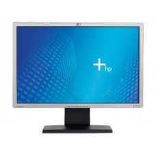 Monitor 24 inch LCD, Full HD, HP LP2465, Silver & Black
