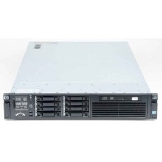 Server HP ProLiant DL380 G7, Rackabil 2U, 2 Procesoare Intel Six Core Xeon X5670 2.93 GHz, 48 GB DDR3 ECC, 4 x 146 GB HDD SAS, Raid Controller SAS/SATA HP SmartArray P410, iLO3 Adv, 2 x Surse Redundante