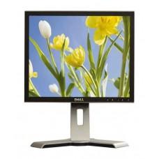 Monitor 17 inch LCD DELL 1708FP, Black & Silver, Panou Grad B