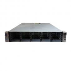Server HP ProLiant DL380e G8, Rackabil 2U, 2 Procesoare Intel Octa Core Xeon E5-2450L 1.8 GHz, 32 GB DDR3 ECC Reg, 2 x 256 GB SSD NOU, Raid Controller SAS/SATA HP SmartArray P420, iLO 4 Std, 2 x Surse Redundante, 2 Ani Garantie