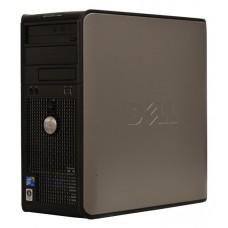 Calculator DELL Optiplex 780 Tower, Intel Core 2 Duo E7500 2.93 GHz, 4 GB DDR3, 80 GB HDD SATA, DVDRW, Windows 10 Home, 3 Ani Garantie