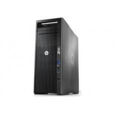Workstation HP Z620 Tower, 2 Procesoare Intel Six Core Xeon E5-2620 2.0 Ghz, 16 GB DDR3, 256 GB SSD, DVD-ROM, Placa Video NVIDIA Quadro K4000, Windows 10 Pro, 3 Ani Garantie