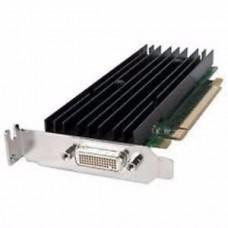 Placa Video Low Profile, nVidia Quadro NVS 290, 256MB DDR2, 1 x DMS59, Pci-e 16x + Adaptor DMS-59 la 2 porturi DVI