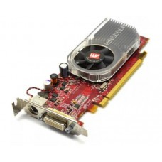 Placa Video Low Profile ATI X1300, 256 MB DDR2, 1 x DMS59, 1 x S-Video, Pci-e 16x + Adaptor DMS-59 la 2 porturi DVI