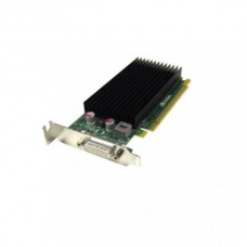Placa video Low Profile NVIDIA Quadro NVS 300, 512MB DDR3, 1 X DMS59, Pci-e 16x + Adaptor DMS-59 la 2 porturi DVI