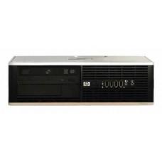 Calculator HP Elite 8000 Desktop, Intel Core 2 Duo E7500 2.93 GHz, 4 GB DDR3, 250 GB HDD SATA, DVDRW, Windows 10 Home, 3 Ani Garantie