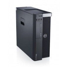 Workstation DELL Precision T3600, Intel Octa Core Xeon E5-2665 2.4 GHz, 16 GB DDR3, 256 GB SSD NOU, Placa Grafica nVidia Quadro 4000, Windows 10 Home, Carcasa Grad B