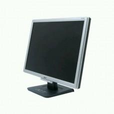 Monitor 19 inch LCD Acer AL1916, Silver & Black, Panou Grad B, Lipsa Picior