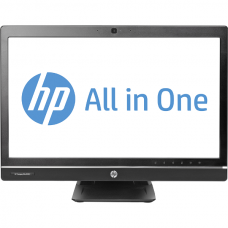 AIO HP Compaq Elite 8300, Intel Core i5 Gen 3 3470 3.2 GHz, 8 GB DDR3, 500 GB HDD SATA, DVDRW, Placa Video AMD Radeon 7650A, Webcam, Display 23inch Full HD, Windows 10 Pro, 3 Ani Garantie