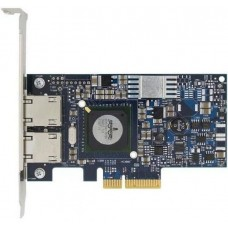 Placa Retea Dell Broadcom 5709 NetXtreme II, Dual Port, PCI Express 4x
