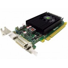 Placa video Low Profile, NVIDIA Quadro NVS 315, 1 GB DDR3, 64-bit, 1 x DMS59, Pci-e 16x + Adaptor DMS-59 la 2 porturi VGA