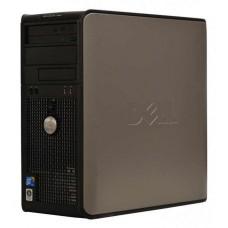 Calculator Dell Optiplex 780 Tower, Intel Core 2 Duo E8500 3.16 GHz, 4 GB DDR3, 250 GB HDD SATA, DVD-ROM