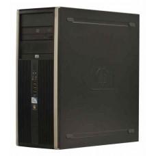 Calculator HP Compaq Elite 8000 Tower, Intel Core 2 Duo E8400 3.0 GHz, 4 GB DDR3, 250 GB HDD SATA, DVDRW