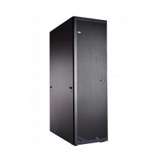 Cabinet Refurbished Rack Server IBM 9308-42S, 42U, Black + Tava Fixa