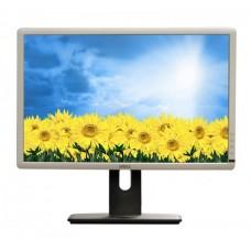 Monitor 22 inch LED, DELL P2213, Silver & Black