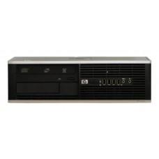 Calculator HP Compaq 6005 Pro Desktop, AMD Athlon II X2 B26 3.2 GHz, 4 GB DDR3, 250 GB HDD SATA, DVDRW, Windows 10 Home, 3 Ani Garantie