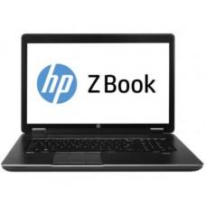 Laptop HP zBook 17, Intel Core i7 Gen 4 4800MQ 2.7 Ghz, 4 GB DDR3, DVDRW, Placa Video NVIDIA Quadro K3100M, WI-FI, Bluetooth, WebCam, Display 17.3inch 1920 by 1080