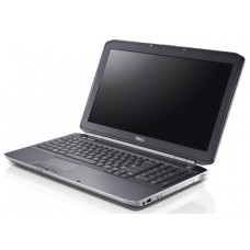 Laptop Dell Latitude E5530, Intel Core i5 Gen 3 3340M 2.7 GHz, 4 GB DDR3, 128 GB SSD NOU, DVDRW, WI-FI, Tastatura Iluminata, Display 15.6inch 1366 by 768, Windows 10 Pro, 3 Ani Garantie